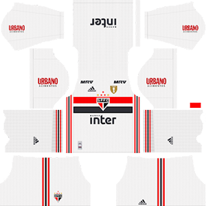 Sao Paulo FC Kits 2019/2020 Dream League Soccer