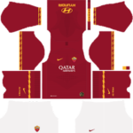 AS Roma Kits 2019/2020 Dream League Soccer