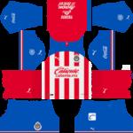 Chivas De Guadalajara Kits 2019/2020 Dream League Soccer