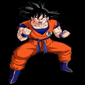 Dragon Ball Goku dls logo