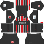 Eintracht Frankfurt Kits 2019/2020 Dream League Soccer