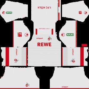 FC Koln Kits 2019/2020 Dream League Soccer
