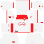 Fortuna Dusseldorf Kits 2019/2020 Dream League Soccer