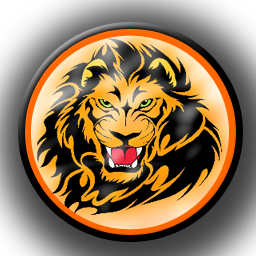 Lion logo 512x512
