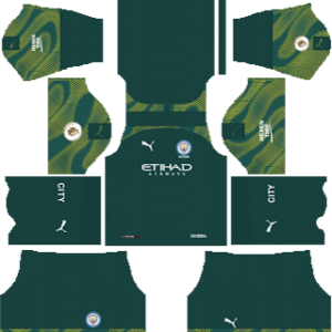 Manchester City goalkeeper home kit 2019-2020 dream league soccer