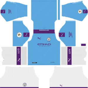 Manchester City Kits 2019 2020 Dream League Soccer
