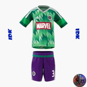 Marvel Hulk Kit 2020