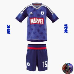 Marvel spiderman Kit 2020