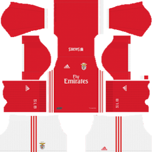 S.L. Benfica Kits 2019/2020 Dream League Soccer
