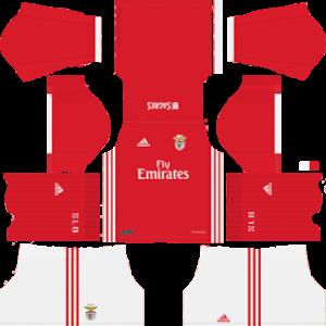S.L. Benfica Kits 2019/2020 Dream League Soccer