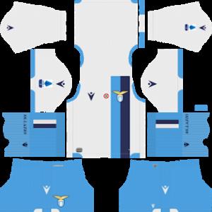 S.S. Lazio away kit 2019-2020 dream league soccer