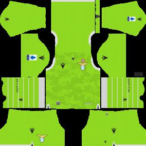 S.S. Lazio gk away kit 2019-2020 dream league soccer