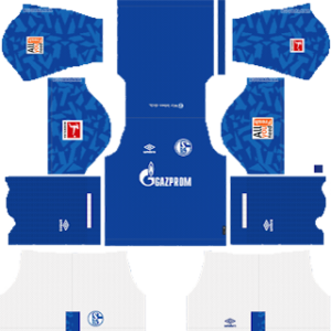 Schalke 04 Kits 2019/2020 Dream League Soccer