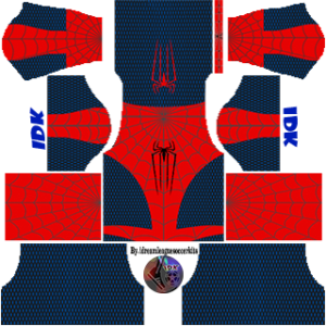 SpiderMan 2019 dls kit