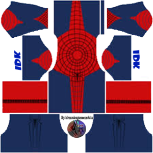 SpiderMan 2019 Dream League Soccer Kits