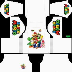 Super Mario Kits 2019 Dream League Soccer