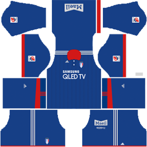 Suwon Bluewings gk away kit 2019-2020 dream league soccer
