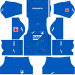 TSG Hoffenheim Kits 2019/2020 Dream League Soccer