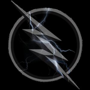 The Flash dls logo