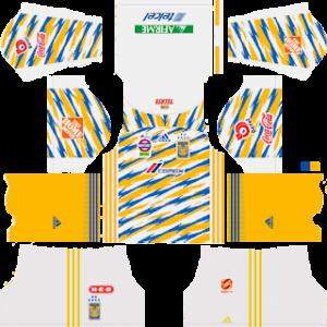 Tigres UANL third kit 2019-2020 dream league soccer