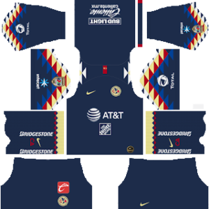 half off ffdde 1c54d Kit America Dream League Soccer 2016 — BCMA