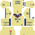 Club America Kits 2019/2020 Dream League Soccer