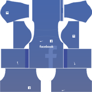 Dream League Soccer Social Media Kits Logos