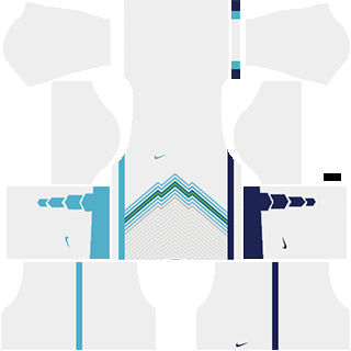 Intento unir Oceano  Nike Kits 2019 Dream League Soccer