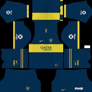 release date 1ed43 41ca6 Boca Juniors Kits 2019/2020 Dream League Soccer
