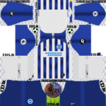 Brighton Hove Albion FC Kits 2019/2020 Dream League Soccer