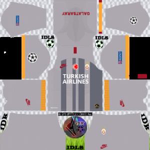 Galatasaray UCL third kit 2019-2020 dream league soccer