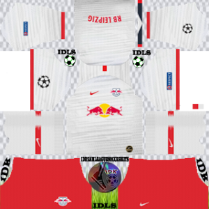 Leipzig UCL home kit 2019-2020 dream league soccer