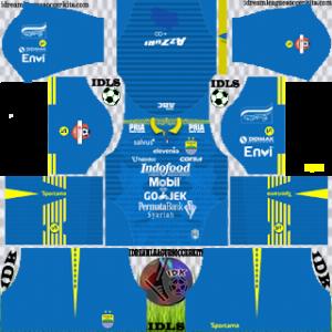 Persib Bandung Kits 2019/2020 Dream League Soccer