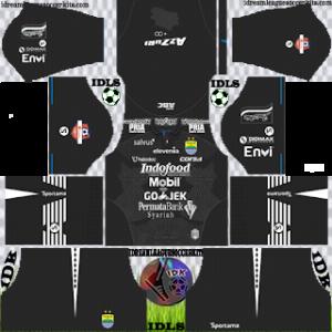 Persib Bandung third kit 2019-2020 dream league soccer