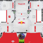 RB Leipzig Kits 2019/2020 Dream League Soccer