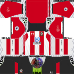 Southampton FC Kits 2019/2020 Dream League Soccer