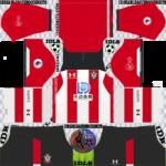 Southampton FC Kits 2019/2020 Dream League Soccer