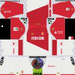 AS Monaco FC Kits 2019/2020 Dream League Soccer