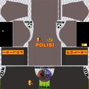 Police gk home kit 2019-2020