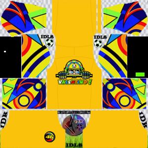 Valentino Rossi Kit 2019-2020 gk away