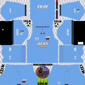 AZ Alkmaar gk home kit 2019-2020 dream league soccer