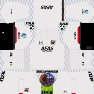 AZ Alkmaar third kit 2019-2020 dream league soccer