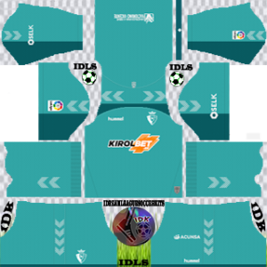 CA Osasuna away kit 2019-2020 dream league soccer
