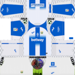 CD Leganes Kits 2019/2020 Dream League Soccer