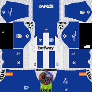 Deportivo Alaves Kits 2019/2020 Dream League Soccer