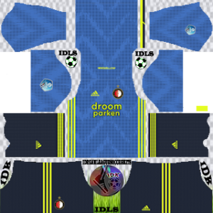 Feyenoord away kit 2019-2020 dream league soccer