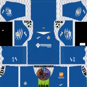Getafe CF Kits 2019/2020 Dream League Soccer