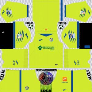 Getafe CF away kit 2019-2020 dream league soccer