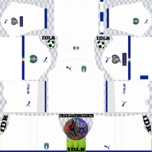 Italy away kit 2019-2020 dream league soccer
