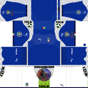 Italy home kit 2019-2020 dream league soccer
